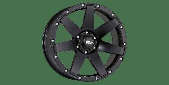COMBAT SATIN BLACK / MACHINED RIVETS