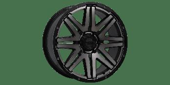 RAMPAGE-X DARK TINT TOUGH BLACK