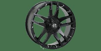 CLIFF V2 BLACK MATT