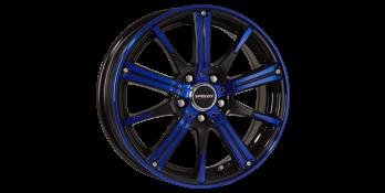 RIMFIRE GLOSS BLACK/ELECTRIC BLUE